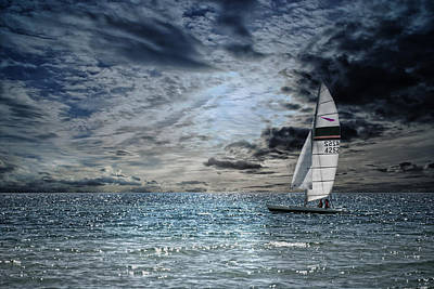 Ocean Sailing Photograph - Just The Two Of Us by Joachim G Pinkawa