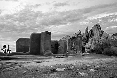 Joshua Tree Np Photograph - Just Us by Kunal Mehra