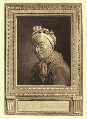 Juste Chevillet After Jean Siméon Chardin Print by Litz Collection