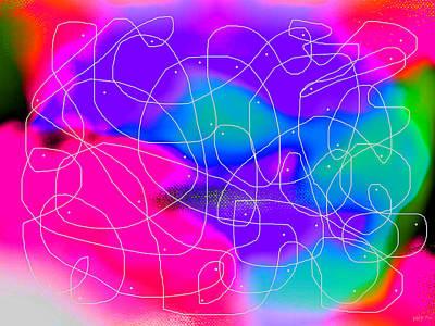 Juwel Aquarium Three Art Print
