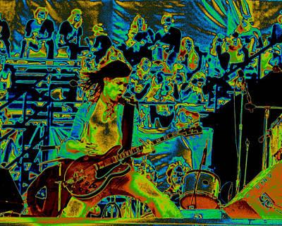 Photograph - Jwinter #12 Enhanced Colors 2 by Ben Upham
