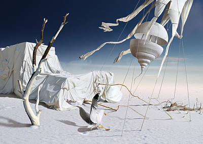 K206 Art Print by Radoslav Penchev