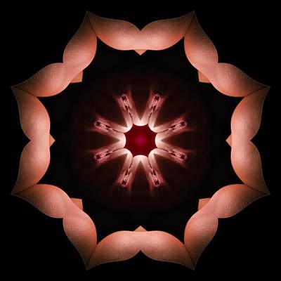Photograph - K4008b Sexual Mandala For Erotic Spirituality by Chris Maher