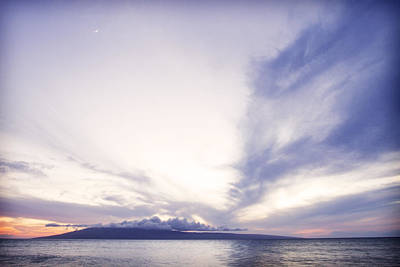 Kaanapali Beach Photograph - Kaanapali Beach Sunset by Jessica Velasco