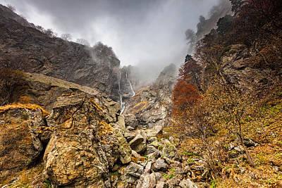 Balkan Mountains Photograph - Kademliysko Praskalo by Evgeni Dinev
