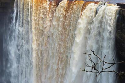 Kaieteur Falls, Guyana (large Format Art Print by Keren Su