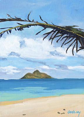 Haleiwa Painting - Kailua Moke by Stacy Vosberg