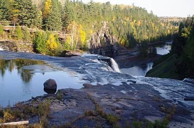 Photograph - Kakabeka Falls 2 by Sheila Byers