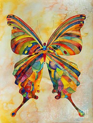 Kaleid Art Print by Shannan Peters