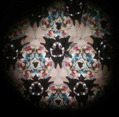 Photograph - Kaleidoscope Babies by Charlene Reinauer