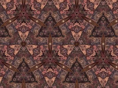 Art Print featuring the photograph Kaleidoscope by Michele Kaiser