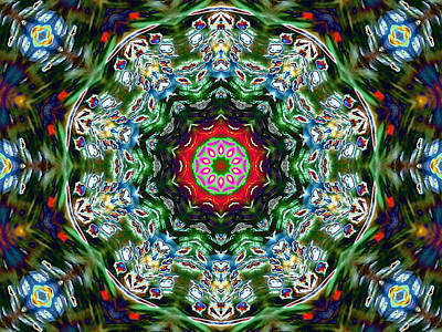 Photograph - Kaleidoscope Of Color by Valerie Bruno