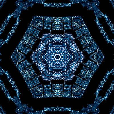 Kaleidoscope Swan Lake Original by Tommytechno Sweden