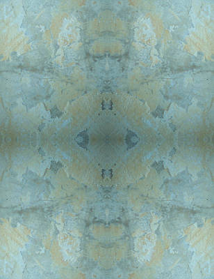 Photograph - Kaleidoscope - Wall 1 by Andy Shomock