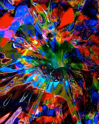 Af Vogue Rights Managed Images - Kaleidoscope Well Royalty-Free Image by Tim G Ross