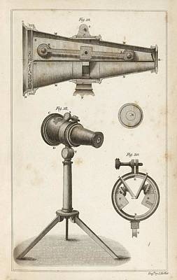 1819 Photograph - Kaleidoscopes by King's College London