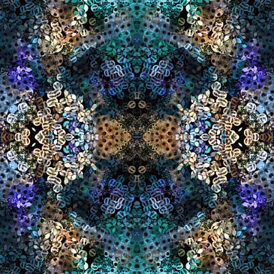 Kaleidoscopic 1 Art Print by Gabour Demans