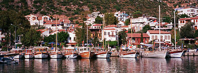 Kalkan, Turkey Print by Panoramic Images
