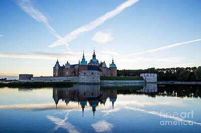 Photograph - Kalmar Castle by Kennerth and Birgitta Kullman