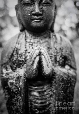 Bodhisattva Photograph - Kamakura Buddha I by Dean Harte