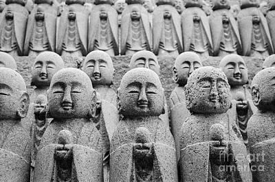 Bodhisattva Photograph - Kamakura Buddha II by Dean Harte