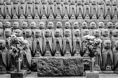 Bodhisattva Photograph - Kamakura Buddha IIi by Dean Harte