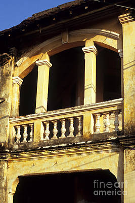 Photograph - Kampot Old Colonial 04 by Rick Piper Photography
