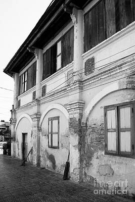 Photograph - Kampot Old Colonial 06 by Rick Piper Photography