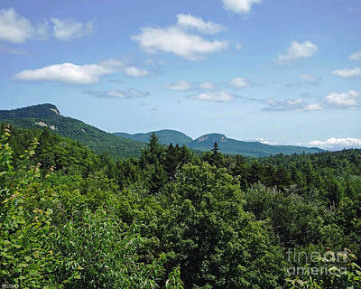 Photograph - Kancamagus Pass In The White Mountains Of New Hampshire by Lizi Beard-Ward