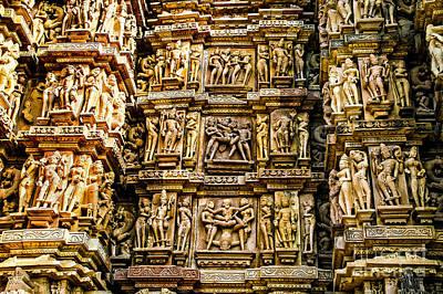 Photograph - Kandajahar Temple by Rick Bragan