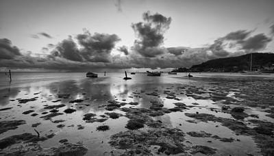 Photograph - Kaneohe Bay by Tin Lung Chao