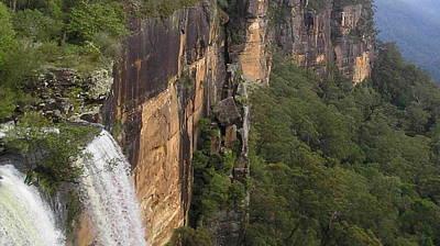 Photograph - Kangaroo Valley Waterfall by Cheryl Miller