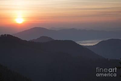 Lake Photograph - Kaniksu Sun by Idaho Scenic Images Linda Lantzy