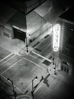 Photograph - Kansas City - Folly Theater 3 by Richard Reeve