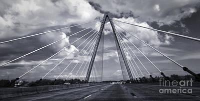 Kansas City Bridge - 02 Art Print by Gregory Dyer