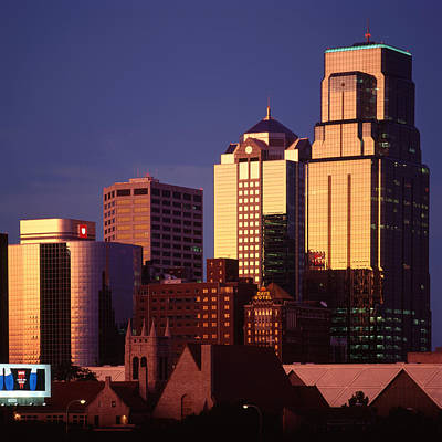 Photograph - Kansas City by Don Spenner