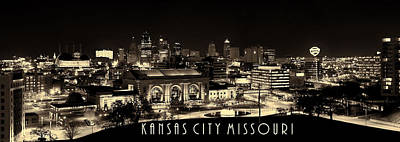 Photograph - Kansas City Missouri by Deb Buchanan