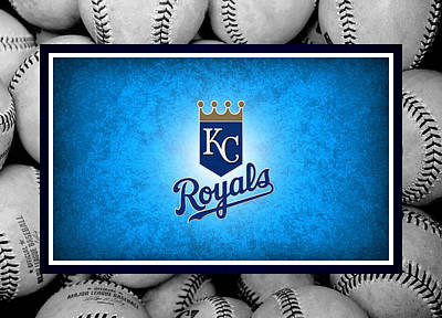 Kansas City Photograph - Kansas City Royals by Joe Hamilton