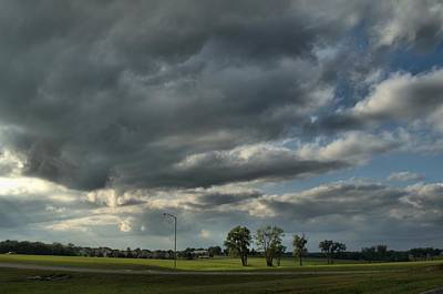 Photograph - Kansas Skies by Tim McCullough