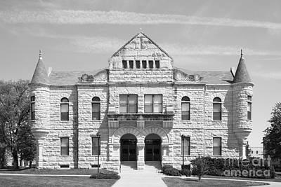 Photograph - Kansas State University Holton Hall  by University Icons