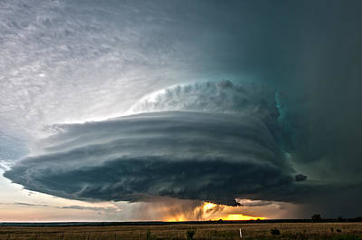 Photograph - Kansas Surprise by Colt Forney