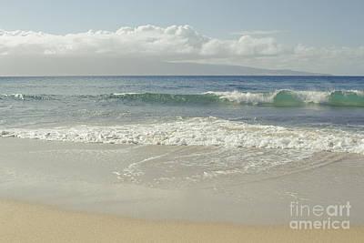 Photograph - Kapalua - Aia I Laila Ke Aloha - Honokahua - Love Is There - Mau by Sharon Mau