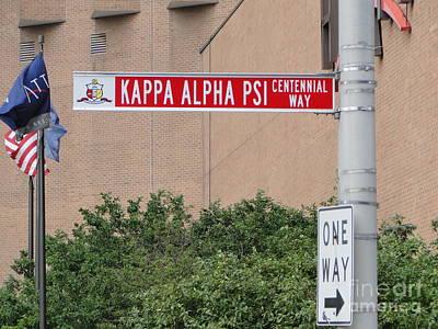 Kappa Alpha Psi Photograph - Kappa  Alpha  Psi  2011 by Eugene Neat  Jr