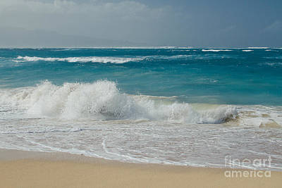 Photograph - Kapukaulua Beach Maui North Shore Hawaii by Sharon Mau