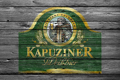 Hop Photograph - Kapuziner by Joe Hamilton
