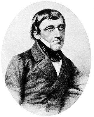 Karl Ernst Von Baer Art Print