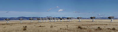 San Agustin Photograph - Karl G, Jansky Very Large Array by Panoramic Images