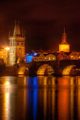 Photograph - Karluv Most 2-prague by John Galbo