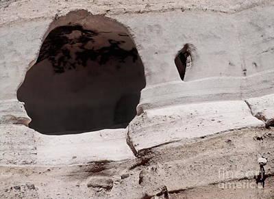 Digital Art - Kasha-katuwe Cave 2 by Tim Richards