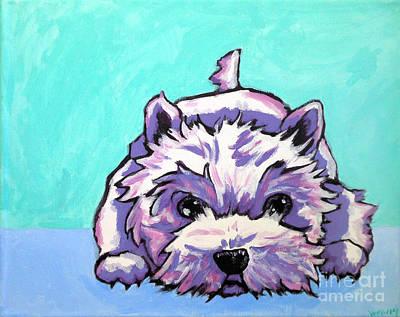 Painting - Kashi by Whitney Morton